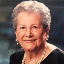 Mary G Spanos