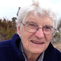 Phyllis M. Frick