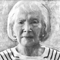 Elizabeth Faye Foreman Tebbutt