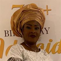 Betty A Asabea