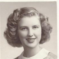 Mrs. Jeanette Ann Meier (Jackson)