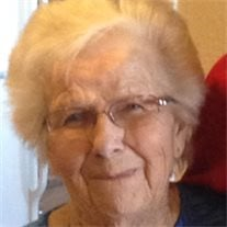 Dorothy Evelyn Blevins