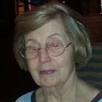 Christine Hildegard Anna Martha Wilson