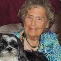 Nellie Lola Hall