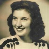Margaret Virginia McIlroy