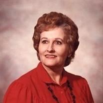 Clara Belle Evans
