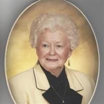 Maxine Elizabeth Josephson