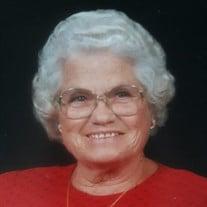 Frances Irene Gurny