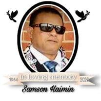 Samson Haimin