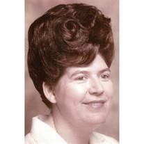 Frieda Joan Hollins McCall