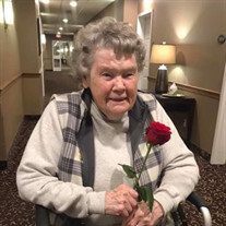 Mrs. Beryl Doreen Thomas