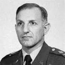 Colonel Richard F. Carvell