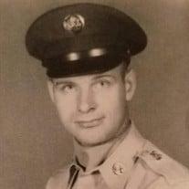 Retired Staff Sergeant Earl J. Sleeth