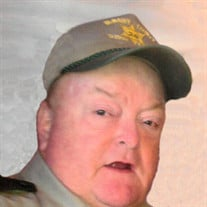 Sgt. Charlie Qualls of Selmer, Tennessee