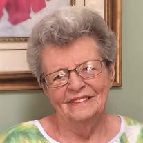 Mrs. Mary Martha Gallagher