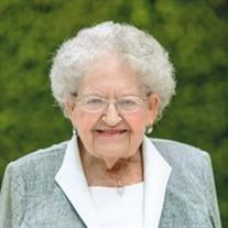 Eleanor Virginia Baker