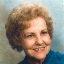 Marjorie Sue Clines
