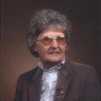 Velma Ruth Spalding