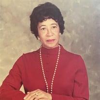 Mrs. Bertha Hill Hutson
