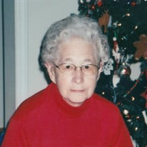 Mabel Elizabeth Burleson Church