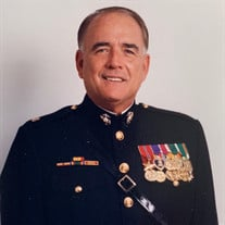 Major Huey Charles Cofty