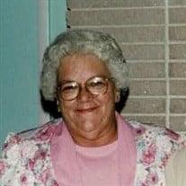 "Elizabeth ""Betty"" Ann Harless Hopson"