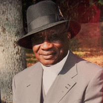 Bishop Huey Coleman
