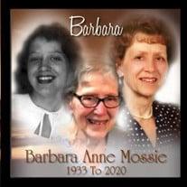 Barbara A. Mossie