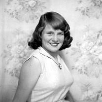 Rose Marie Napier