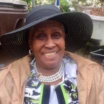 Mrs. Margaret M. McCray
