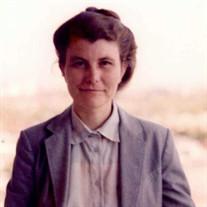 Patty Jean Watts