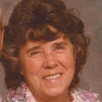 Bessie Gladys Franks