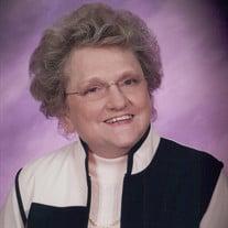 Jean Amelia Worland