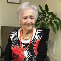 Mrs. Dora Young Mattox