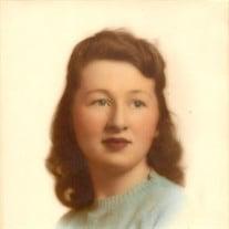 Doris Rosina Shoemaker