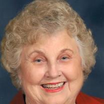 Mrs. Christine Bishop Blanton