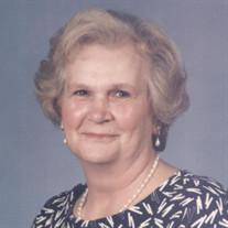 Mrs. Clara Marie Chance