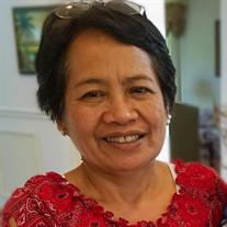 Rebecca Dangli Domingo
