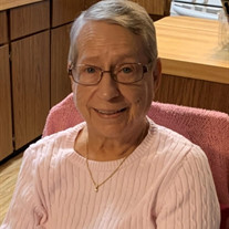 Mrs. Marjorie J. German