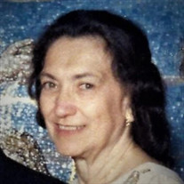 Mrs. Jacqueline Grace Henriette McBride