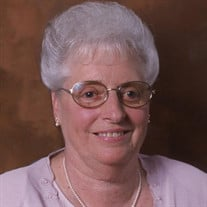 Shirley Faye (Myers) Bresette