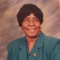 MS. JANIE MAE THOMAS