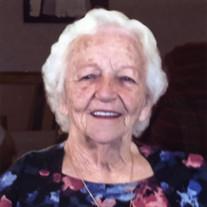 Mrs. Mary Elizabeth Chupp Scroggs