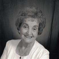 Betty Frances Kelley