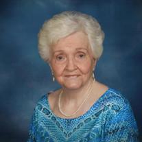 Mrs. Bobbie Rae Luckey Lowery
