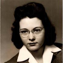 Eunice Margaret Sandgren