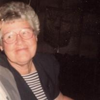 Mrs. Eva Almon