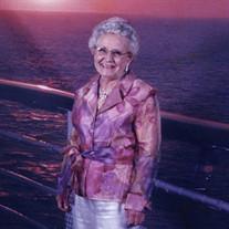 Margaret Evelyn Williams
