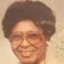 Mrs. Mary Johnson-Fleeks