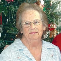 "Elizabeth ""Betty"" Patterson"
